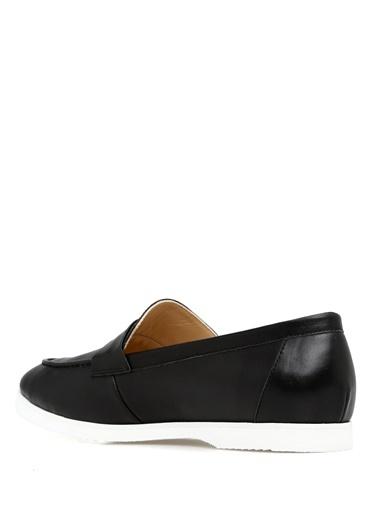 Kemer Detaylı Deri Loafer Ayakkabı-Beymen Club